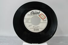 "45 RECORD 7""- STAN KENTON - 23 DEGREES NORTH / 82 DEGREES WEST  PROMO COPY"