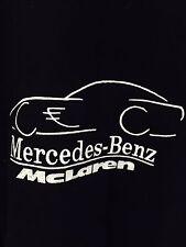 Mercedes Benz SLR McLaren  (Rare!!)Varsity Jacket by Lamaz of Canada-Collectible