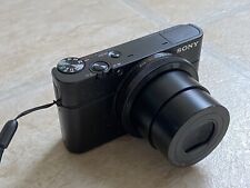 Sony Cyber-shot DSC-RX100 20.2 MP Digital SLR Camera - Black (Body Only)