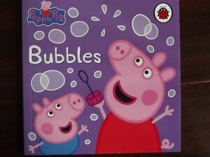 Peppa Pig Bubbles Book  P/back FACT