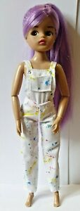 """Sindy Fashion Unboxed Mattel Creatable World Trousers / Dungarees fit 9"""" 10"""" 11"""""""