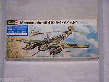 Maquette REVELL 1/72ème MESSERSCHMITT 410 A-1 - A-1/ U-4  H-97/ 1977