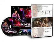 THE BEAUTY OF SOUL- WINNING / UNDERCOVER (DVD, 2-DISC) R - ALL (PAL), LIKE NEW