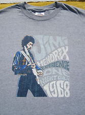 Jimi Hendrix Experience 1968 one night only Large T-Shirt retro replica