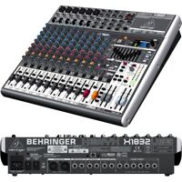 BEHRINGER XENYX X1832USB mixer professionale 18 ingressi NUOVO GARANZIA ITALIANA