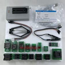 Xgecu Tl866ii Plus Programmer For Spi Flash Eeprom Mcu Avr15 Adaptersclip