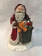 """June McKenna (CH06) 1990 """"Ethnic"""" Santa #2012"""