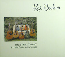 CD KAI BECKER - the string theory