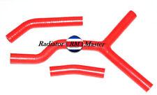 KTM 125/200 SX 2003-2006 2004 2005 Silicone Radiator Hose -Red
