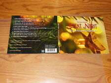 SILENT NIGHT - CHRISTMAS CAROLS ON ACOUSTIC GUITAR - V.A. / DIGIPACK-CD 2016