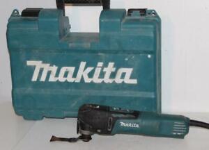Makita TM3010C Corded Variable Speed Oscillating Multi-Tool 3.0 Amp