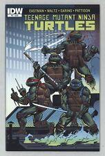 Teenage Mutant Ninja Turtles #51 Cover A - 1st Jennika TMNT 2015 IDW VF 8.0