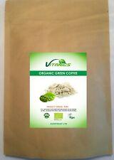Caffè Verde ORGANICO IN POLVERE