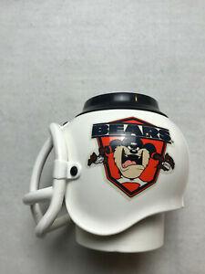 NFL Football Chicago Bears Helmet Mug and Can Cooler NEW
