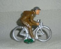 """Vintage Lead Manoil """"Bicycle Dispatch Rider"""" M79 Excellent Condition Free Ship"""
