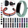 Remplacer Sport Bracelet Nylon zone Courroie Manche For Fitbit Inspire HR