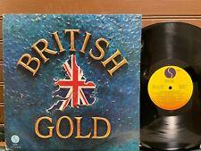BRITISH GOLD -  Various Artists -  Mac/ Cream/ 1978  2 Vinyl LP's Ex+/N/M