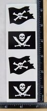 Mrs Grossman JOLLY ROGERS Arrr Stickers PIRATE FLAG