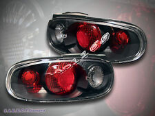 90-97 Mazda Miata MX-5 BLACK Tail Lights 91 92 93 94 95 96 BRAND NEW