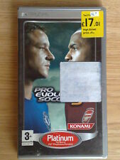 PRO EVOLUTION SOCCER 5 - PSP GAME COME NUOVO (MINT)