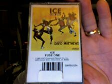 Fuse One- Ice- David Matthews- new cassette tape