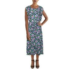 Lauren Ralph Lauren женские vilodie цветочный A-Line повседневное платье bhfo 2729