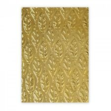 Sizzix 3-D Textured Impressions Embossing Folder - Feathers 661257
