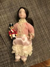 American Girl  Samantha's CLARA DOLL with NUTCRACKER