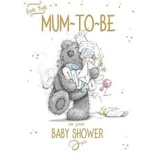 for The Mum to Be - Me You Card Baby Shower Love Girl Boy by Shop Inc