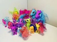 My Little Pony Figure Bundle Girls Toys Tesco Ponies Hasbro Job Lot