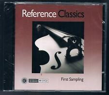 REFERENCE CLASSICS FIRST SAMPLING CD F.C SIGILLATO!!!