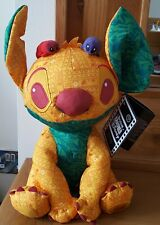 More details for stitch crashes disney the lion king march 3/12 soft plush teddy toy nwt