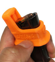 Savage Arms 62 64 954 Magazine Loader, Hilljak Quickie Loader - Hunters Orange