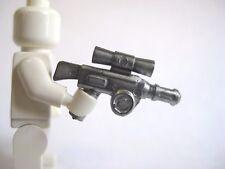 Custom ARC BLASTER for Lego Star Wars Minifigures -Silver- Clone Wars WESTAR-M5