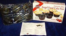 Brand New in Box•Norpro•Nonstick Mini•Angel Food Cake Pan•Model No. 3975•Unused!