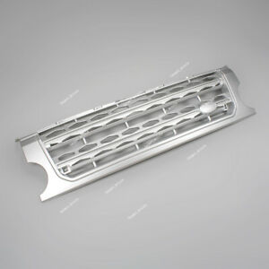 Front Grille Facelift Style For Land Rover Discovery 3 Upgrade Discovery 4 Style