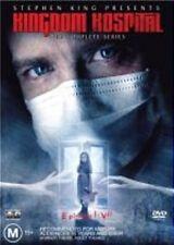 Stephen King's Kingdom Hospital Kings King New DVD R4