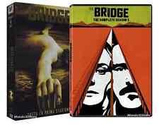 THE BRIDGE - STAGIONE 1 e 2 (8 DVD) COFANETTI SERIE TV COMPLETA