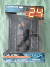 24 JACK BAUER DELUXE BOXED SET ACTION FIGURE MCFARLANE 2007