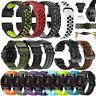 Replacement Nylon/Silicone Strap Wrist Watch Band For Garmin Fenix 5 5X 5S Watch