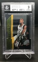 🔥1996 Score Board Die-Cut Kobe Bryant ROOKIE RC #DC13 BGS 9 MINT 2-9.5's LAKERS