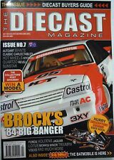 Diecast Magazine #7 Brock Biante Classic Ford Holden Volvo Jaguar Lotus Morris
