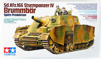 Tamiya 35353 German Assault Tank IV Brummbar Late Production 1/35