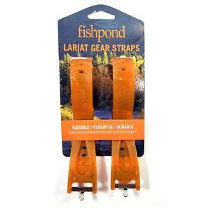 Fishpond Lariat Gear Strap Set of 2 - New