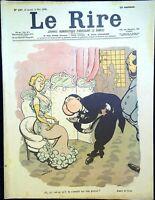 Le RIRE N° 287 du 5 Mai 1900