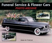 Funeral Service & Flower Cars Photo Archive Hearses Book
