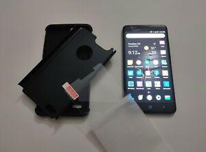 ZTE Blade Z Max (Z982) 32GB - Black Smartphone         (Please read description)
