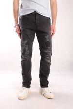 Replay MA925M 437 M03 009  Herren Jeans, Denim, Schwarz, Trousers