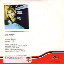 ☆ CD Single Nina MORATO Simple fleche Promo 1-Track  ☆