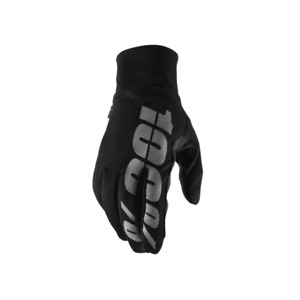 100% Adults 2019 Hydromatic Waterproof Motocross Enduro MTB Mountain Bike Gloves